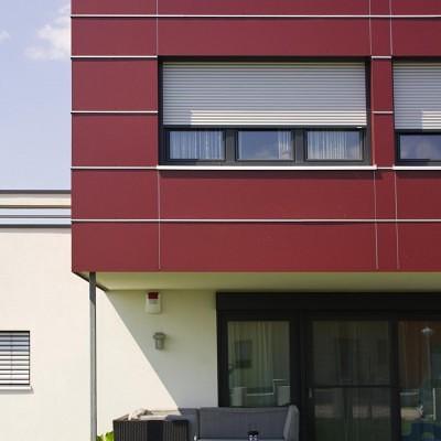 Flachdachhaus Birkfeld Flachdach Lieb Fertighaus Steiermark Burgenland