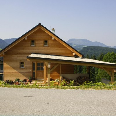 Satteldachhaus Stegersbach Satteldach Lieb Fertighaus Steiermark Burgenland