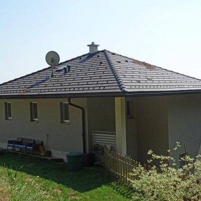 Walmdachhaus Nestelbach Walmdach Lieb Fertighaus Steiermark Burgenland