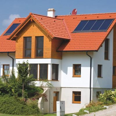 Lieb Fertighaus Bild Satteldachhaus Hofstätten