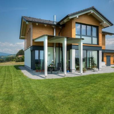 Haus des Monats August Lieb Fertighaus Steiermark Burgenland