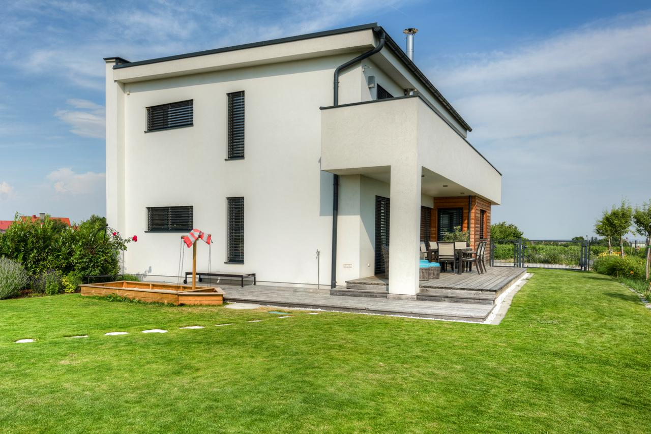 pultdachhaus in hartberg lieb fertighaus. Black Bedroom Furniture Sets. Home Design Ideas