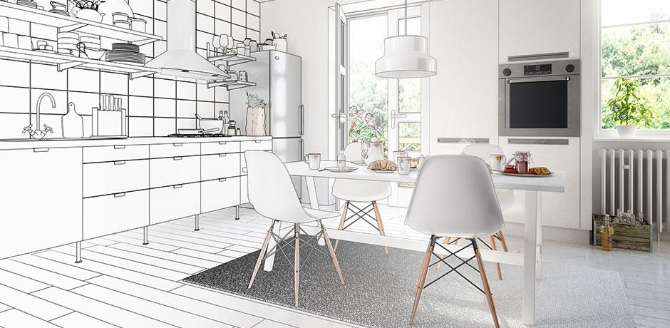 Beitragsbild Tipps für Küche LIEB Fertighaus