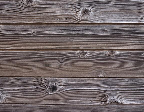 Vergrauung von Holz Lieb Fertighaus